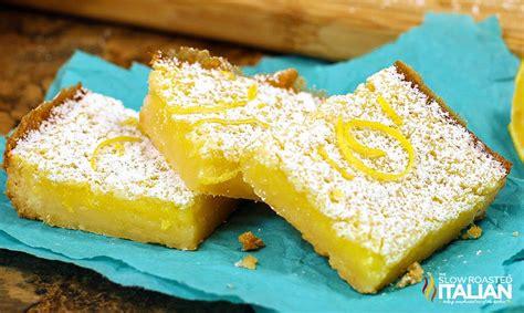 best dessert recipes easy best easy lemon bars with
