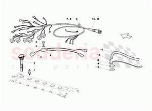 Lamborghini Murcielago Lp640 Roadster System Ignition