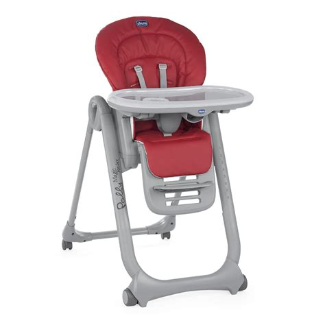 Chicco Highchair Polly Magic Relax 2018 Red  Buy At