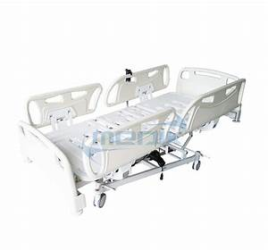 Remote Control Five Function Electric Bed With Central