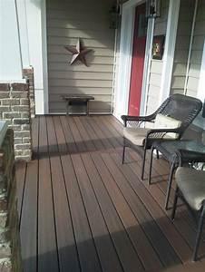 Front Porch Tile Over Concrete