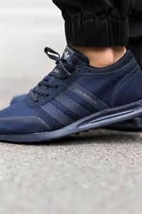 Dark Blue Adidas Los Angeles