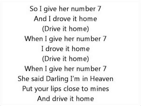 ronnie butler drive  home bungy  fire  lyrics youtube