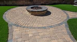 How To Lay Pavers In A Circle