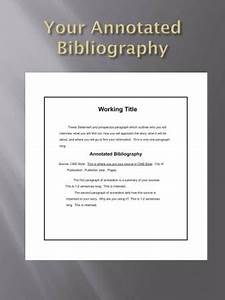 Mla Requirements Prospectus And Annotated Bibliography Dr K 39 S Blog