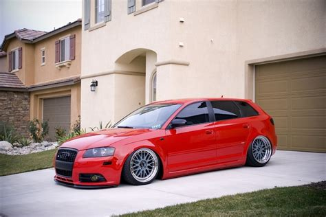 slammed audi audi a3 slammed and cambed car audi pinterest