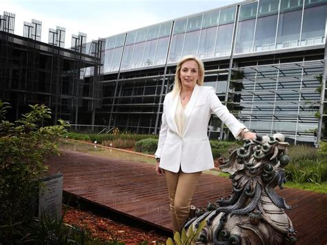 Christine holgate says she was bullied out of her job. Christine Holgate: Blackmores chief executive wins CEO of ...