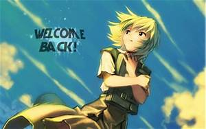 Anime Sign 3 Wel e Back by xQuake on DeviantArt