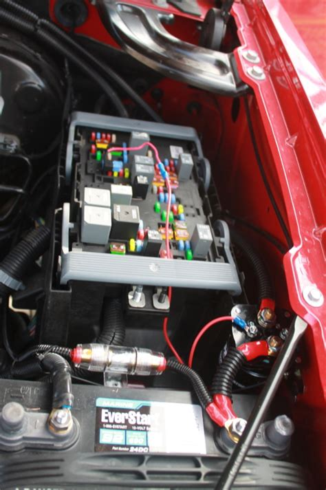 Dual Battery Wiring Fuse Box by Dual Battery Setup On My Silverado For C Power Andy