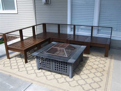 diy your own pallet patio furniture decor around