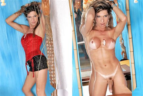 Dressed Undressed Shemale Edition Porn Pictures Xxx