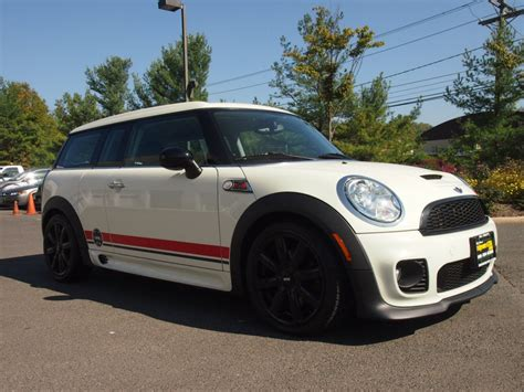 pre owned  mini cooper  clubman  laurel edition