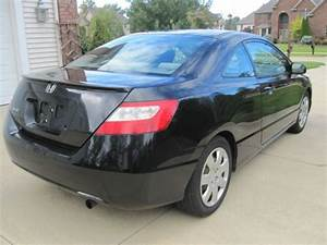 Purchase Used 2007 Honda Civic Lx Coupe 2