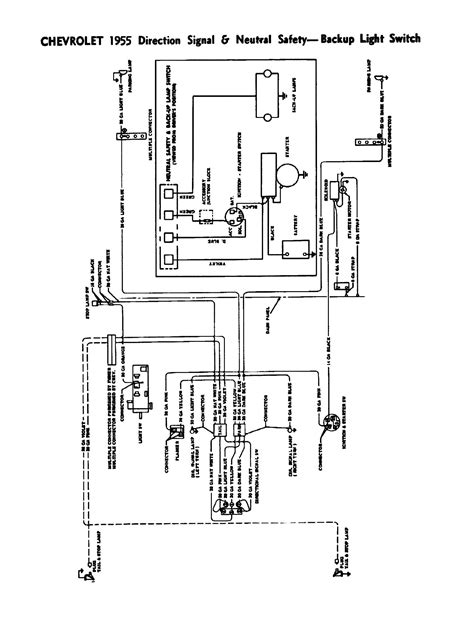 chevy wiring diagrams 1951 truck directional signals 1956