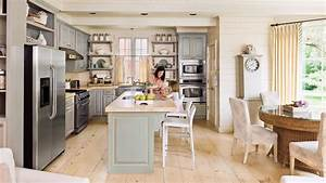 Kitchen Layouts And Essential Spaces
