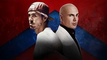 Pitbull Rapper Iglesias Enrique