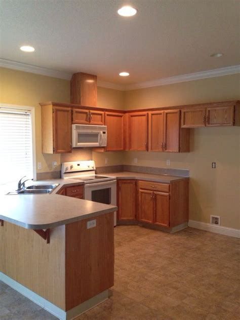 kitchen cabinets  good condition  sale lightly