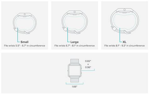 fitbit blaze guide which strap weight 1mm measurements dependent 43g choice classic