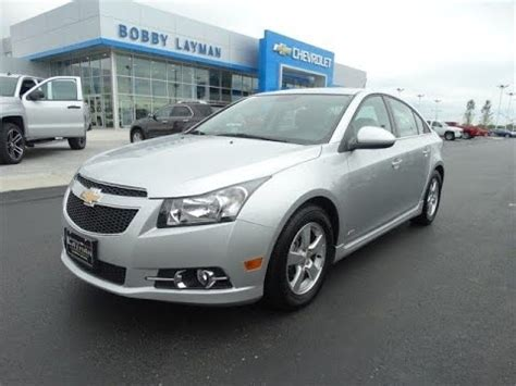 chevrolet cruze rs lt review    cars