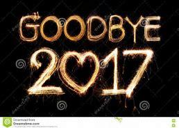 Image result for goodbye 2017