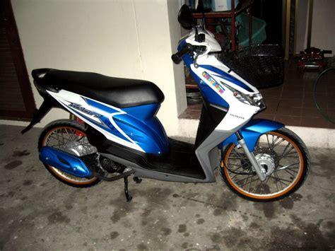Beat Modification by Honda Beat Modification Modifikasi Motor
