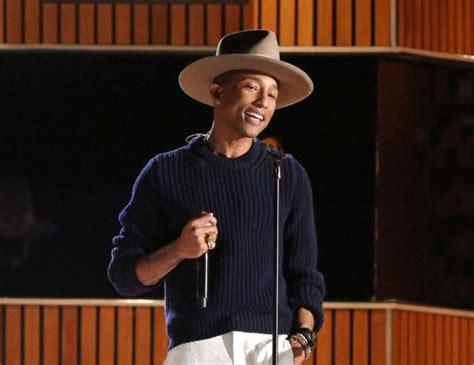 Pharrell Williams Set To Perform At Oscars