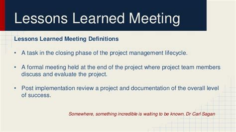 lessons learned project management lessons learned in project management the value in holding lessons l