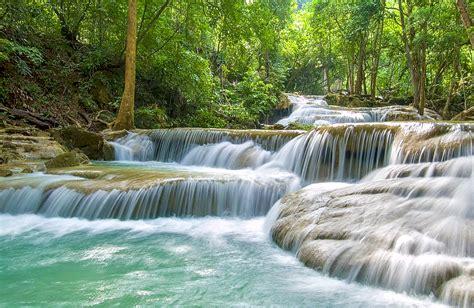 Natural Attractions Around Kanchanaburi Thailand South