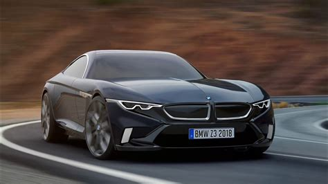 bmw  coupe concept  youtube
