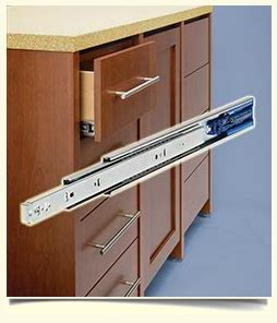 kitchen cabinet drawer glides about cabinet drawer glides kitchen cabinet depot 5374