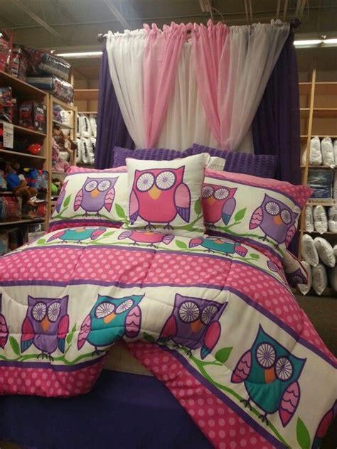 Owl Bed Set, Anna's Linens  Girls Bedding Sets