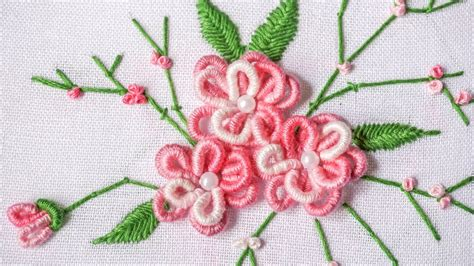 embroidery designs for diy projects embroidery design handiworks 90 doovi