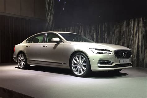 Volvo S90 by Volvo S90 Excellence And S90 L Pictures Auto Express