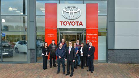 Toyota Stafford by New Used Cars Car Service Cummins Car Centre Toyota