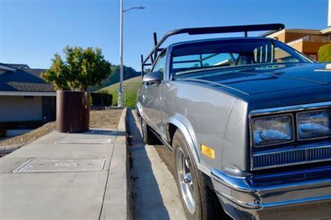 El Camino Monte Carlo Chevrolet Chevy Ford Dodge Truck