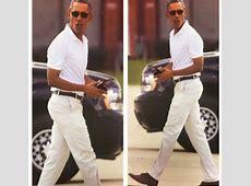 Barack Obama's PostPresidency Style — One Who Dresses