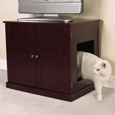 Cabinet Litter Box by Meow Town Concord Cat Litter Cabinets Zw8948 25 Cat