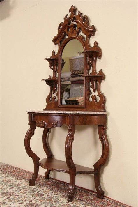 Antique Etagere by 1850 S Antique Carved Walnut Etagere Display