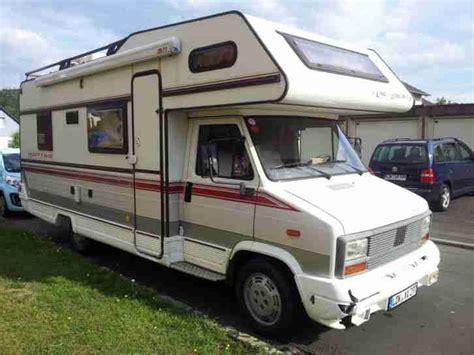 fiat ducato 280 fiat ducato 280 lmc liberty 6400 wohnwagen wohnmobile