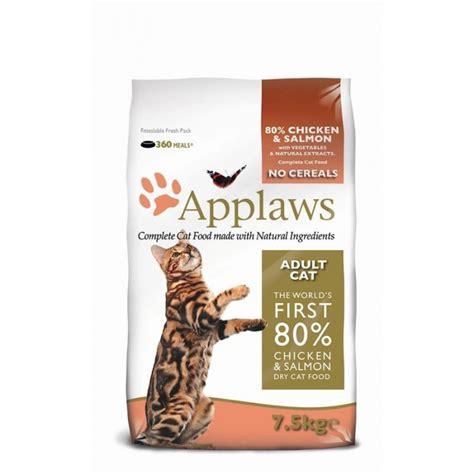 applaws katze trockenfutter mit huhn lachs katzenfutter