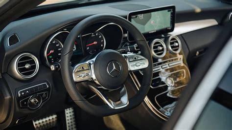mercedes c 2019 interior 2019 mercedes c class price features mercedes