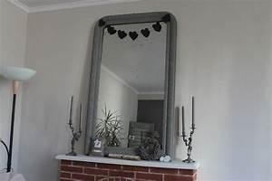 Miroir De Salon : miroir xxl notre maison du bonheur ~ Teatrodelosmanantiales.com Idées de Décoration