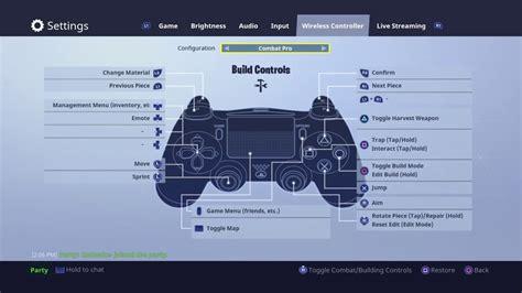 change  controls   regular setting