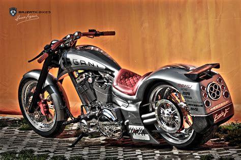 custom pagani pagani motorcycle grease n gas