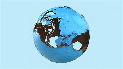 Globe 3d Spinning Scan Publicly Nakamoto Ian