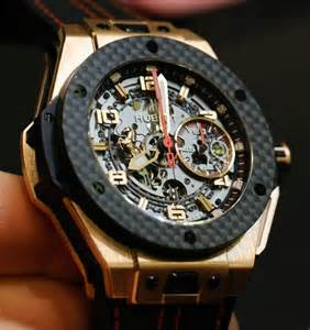 Big Bang Ferrari Hublot Watch