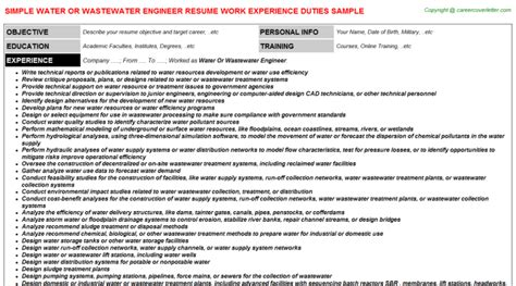 resume builder medicine hat 28 images toll collector