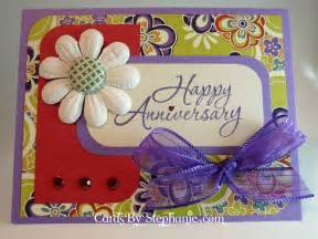happy anniversary cards by