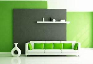 Wohnzimmer Ideen Grün : wohnzimmer gr n gestalten farbe gr n im wohnzimmer tipps ~ Lizthompson.info Haus und Dekorationen