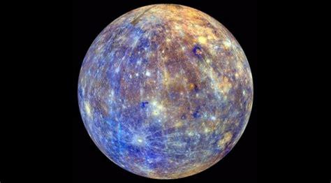 La planète Mercure tourne plus vite que prévu